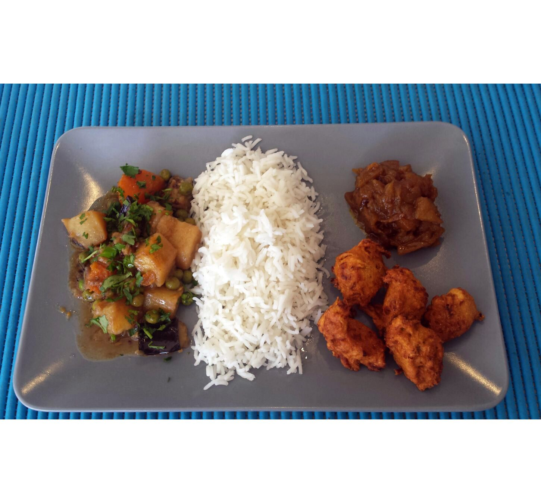 Restaurante vegano en Barbate