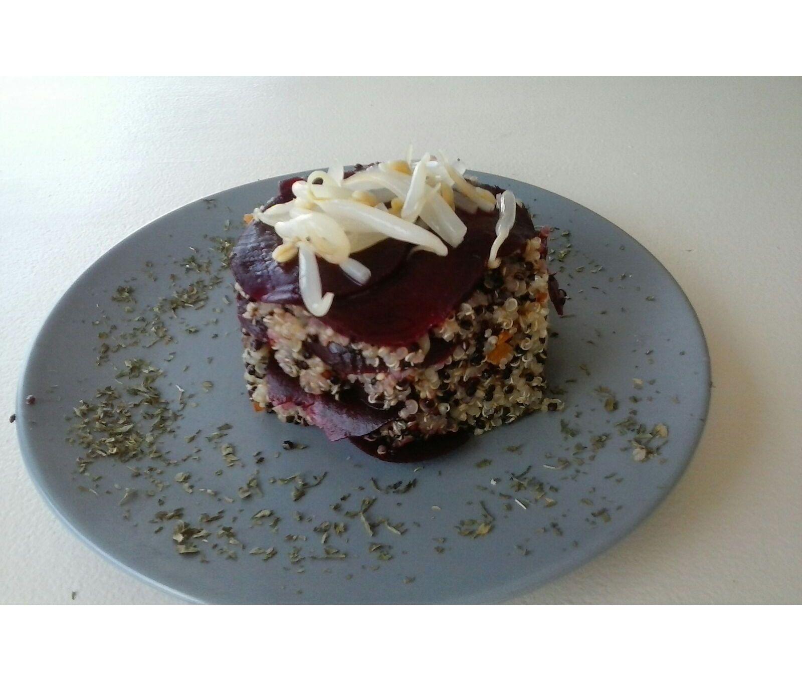 Comida vegetariana y vegana casera en Caños de Meca