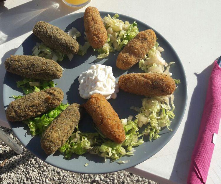 Restaurante vegetariano en Los Caños de Meca