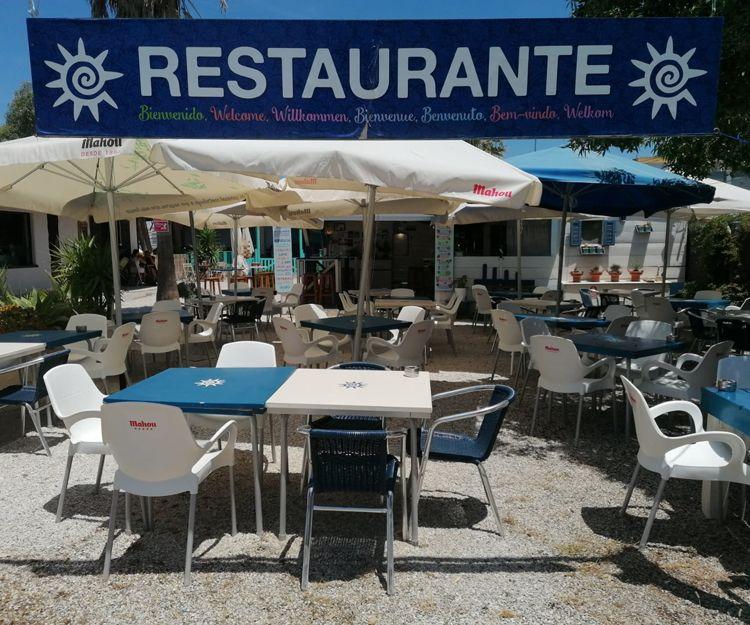 Restaurante en Caños de Meca
