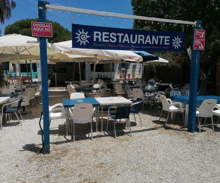 Restaurante flexitariano en Caños de Meca