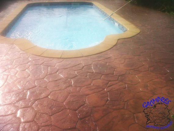 Suelos para piscinas en Pontevedra