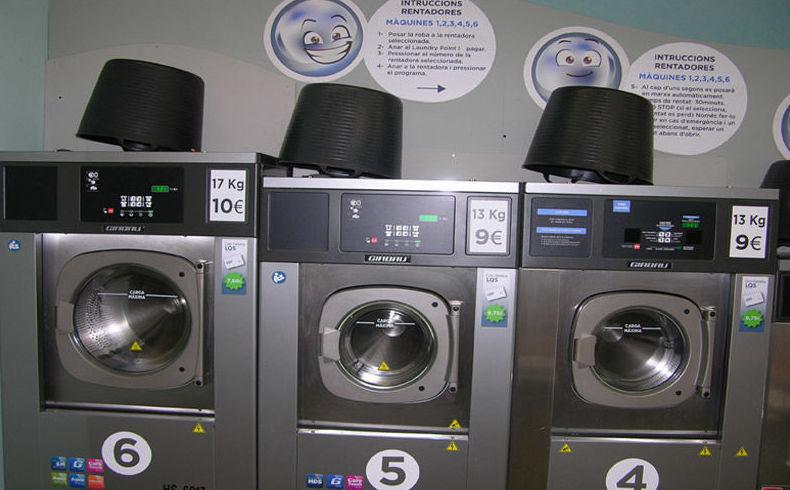 Foto 4 de Tintorerías y lavanderías en Barcelona | Tintoreria Bugaderia Ninot