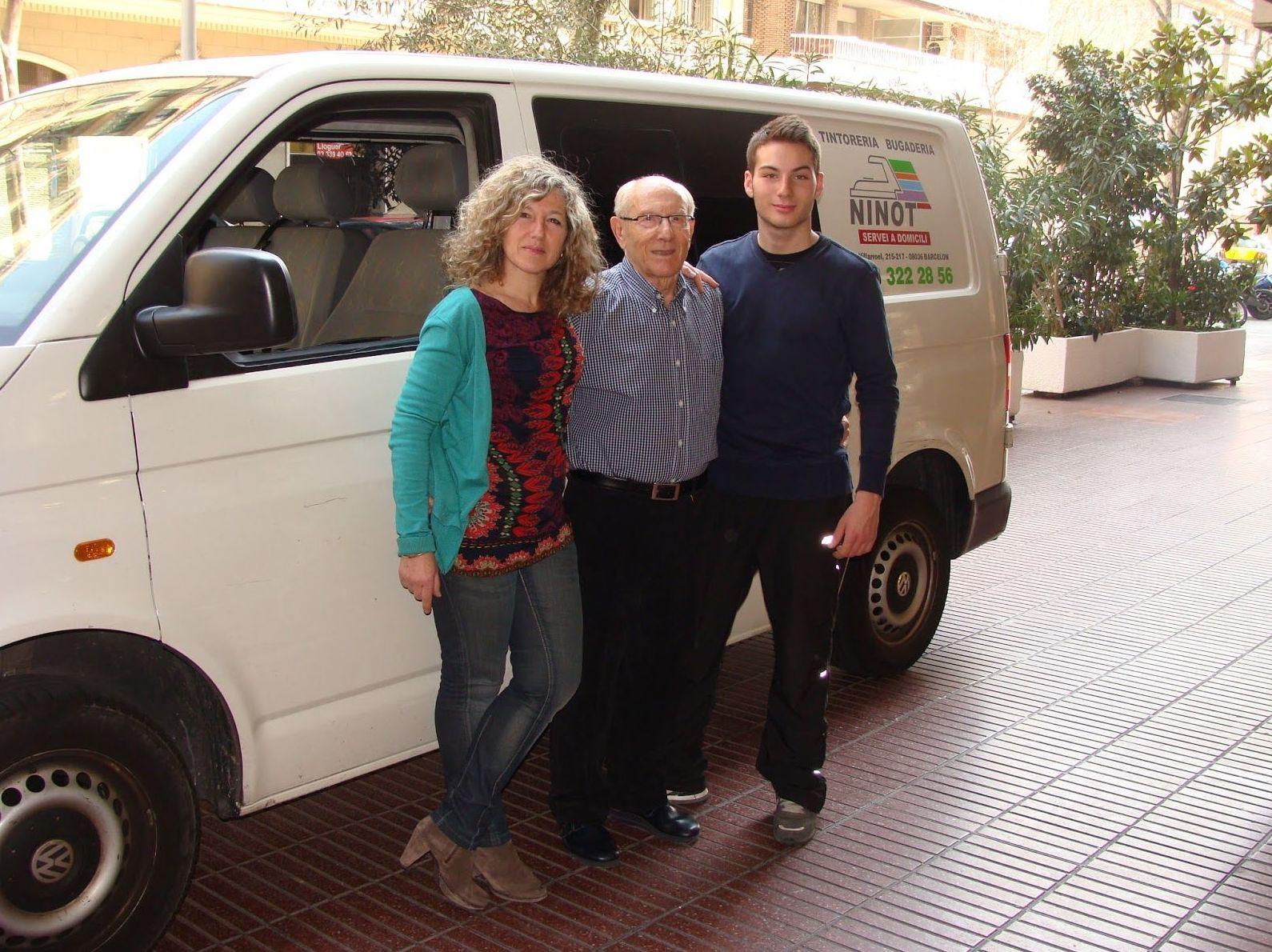 *Tintorerías en Eixample Barcelona|Tintoreria Bugaderia Ninot