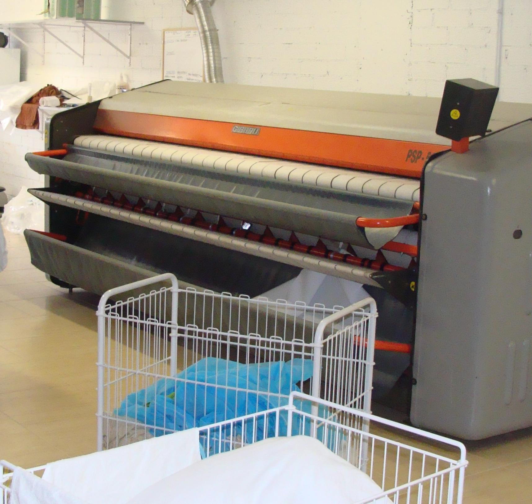 Lavandería industrial: Servicios de Tintoreria Bugaderia Ninot