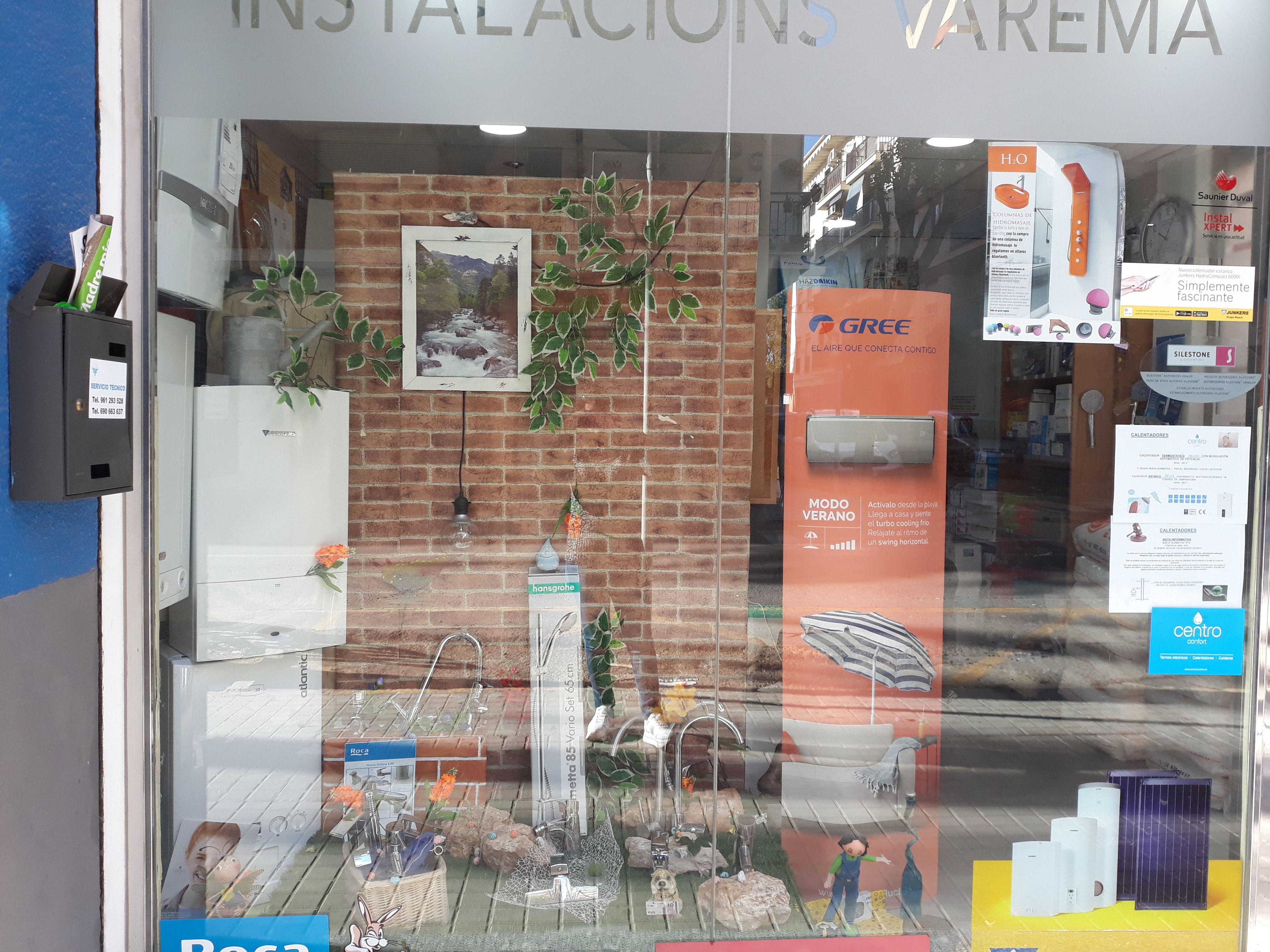 Foto 1 de Aire acondicionado en Picanya | Instalaciones Varema