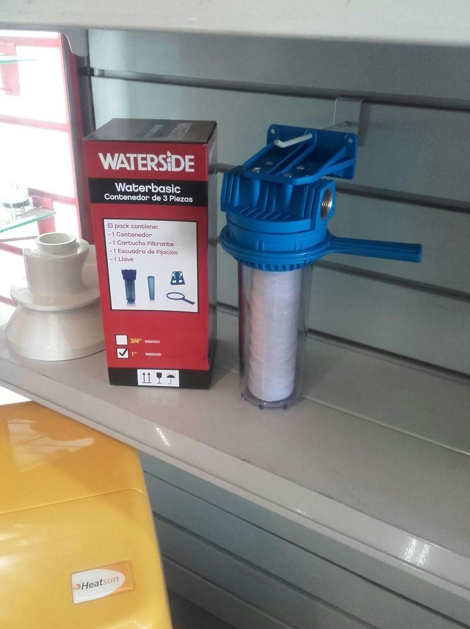 pack   de filtro  para  tratamiento de aguas ,descalcificadores y  termos