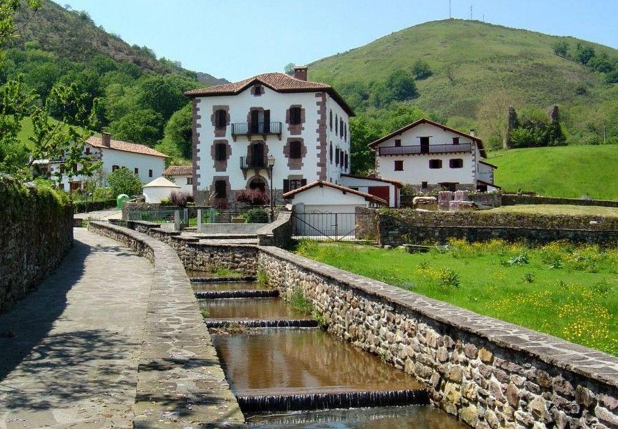 Foto 11 de Turismo rural en Leorlas | Casa Matxingonea