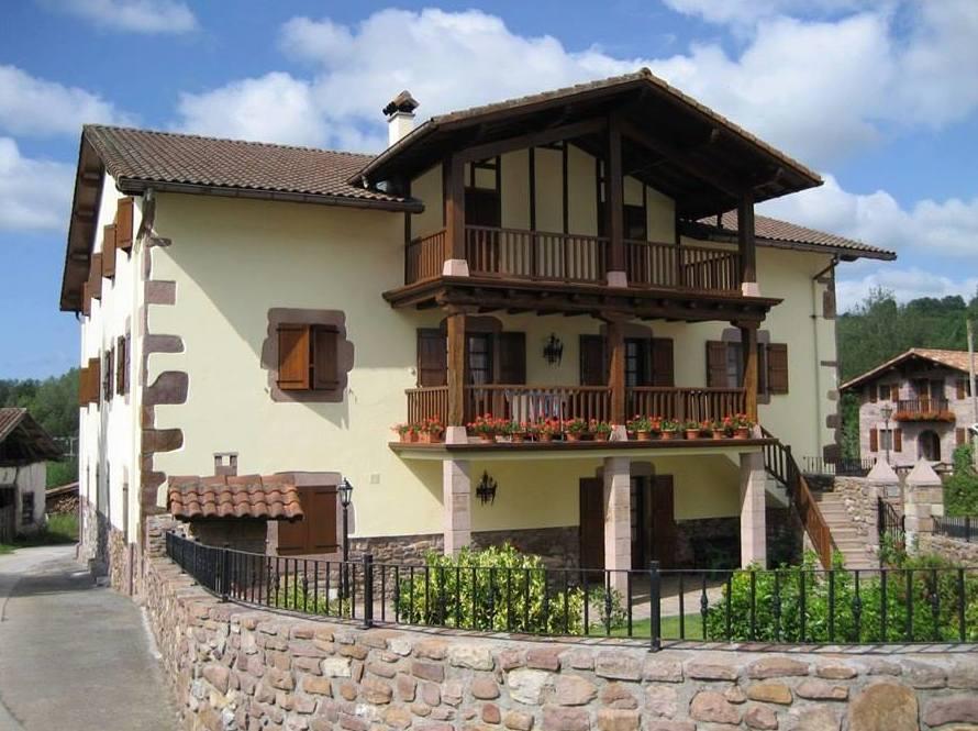 Foto 1 de Turismo rural en Leorlas | Casa Matxingonea