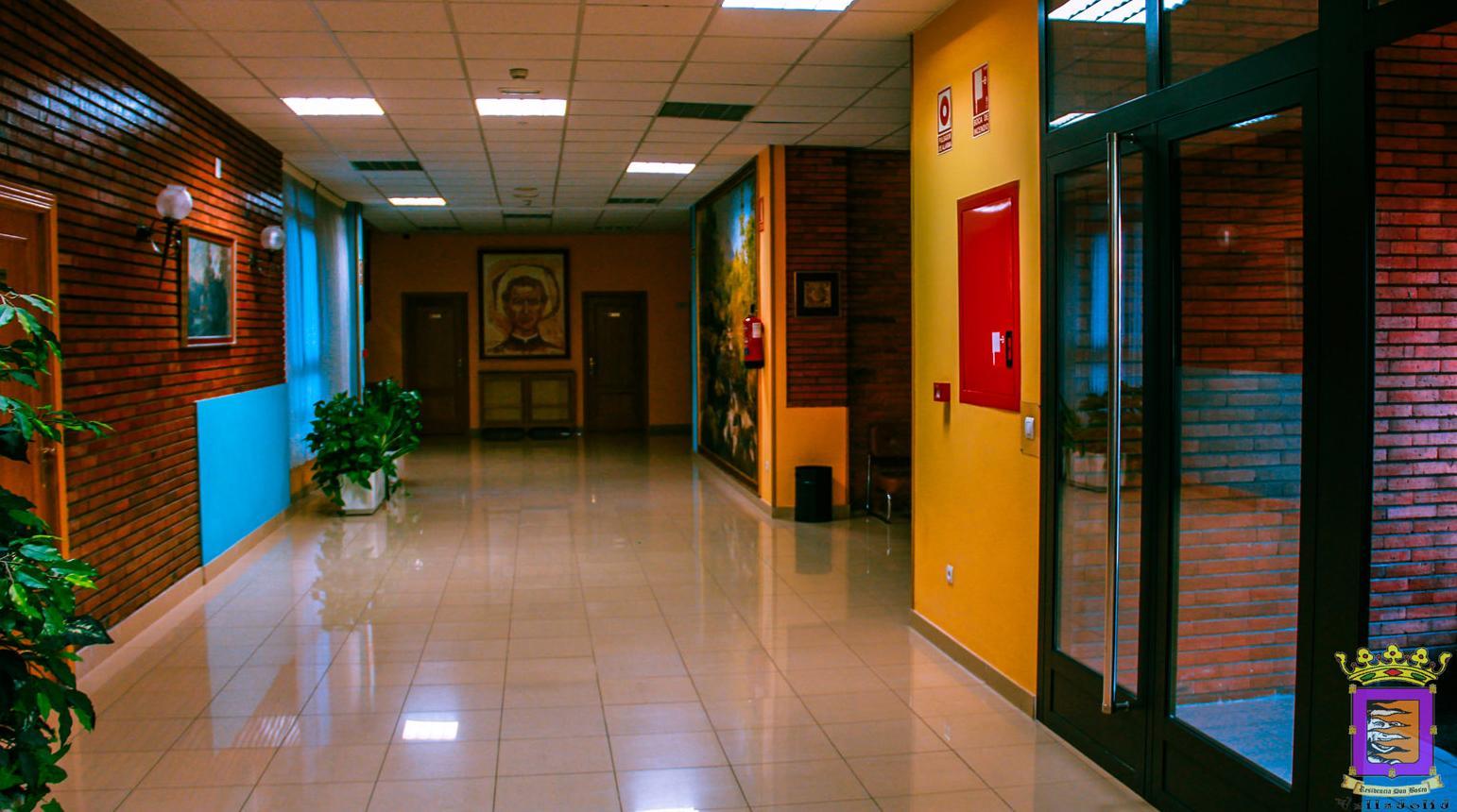 Foto 5 de Residencias de estudiantes en Valladolid | Residencia Universitaria Don Bosco
