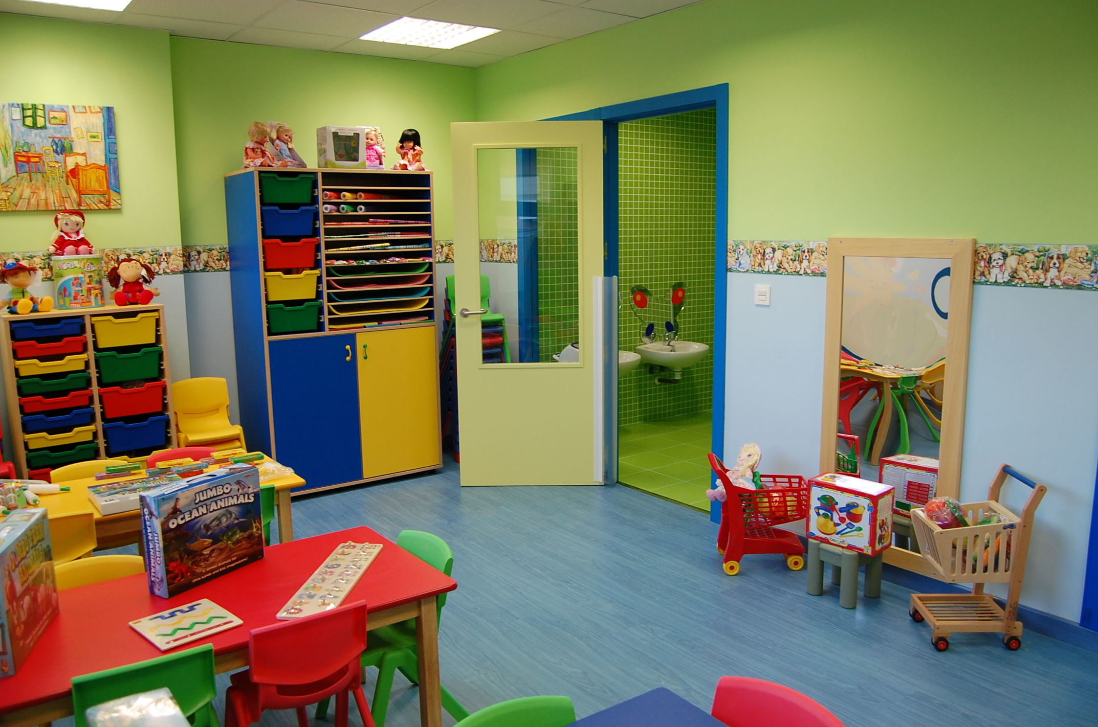 Foto 6 de Guarderías y Escuelas infantiles en Madrid | Peques School