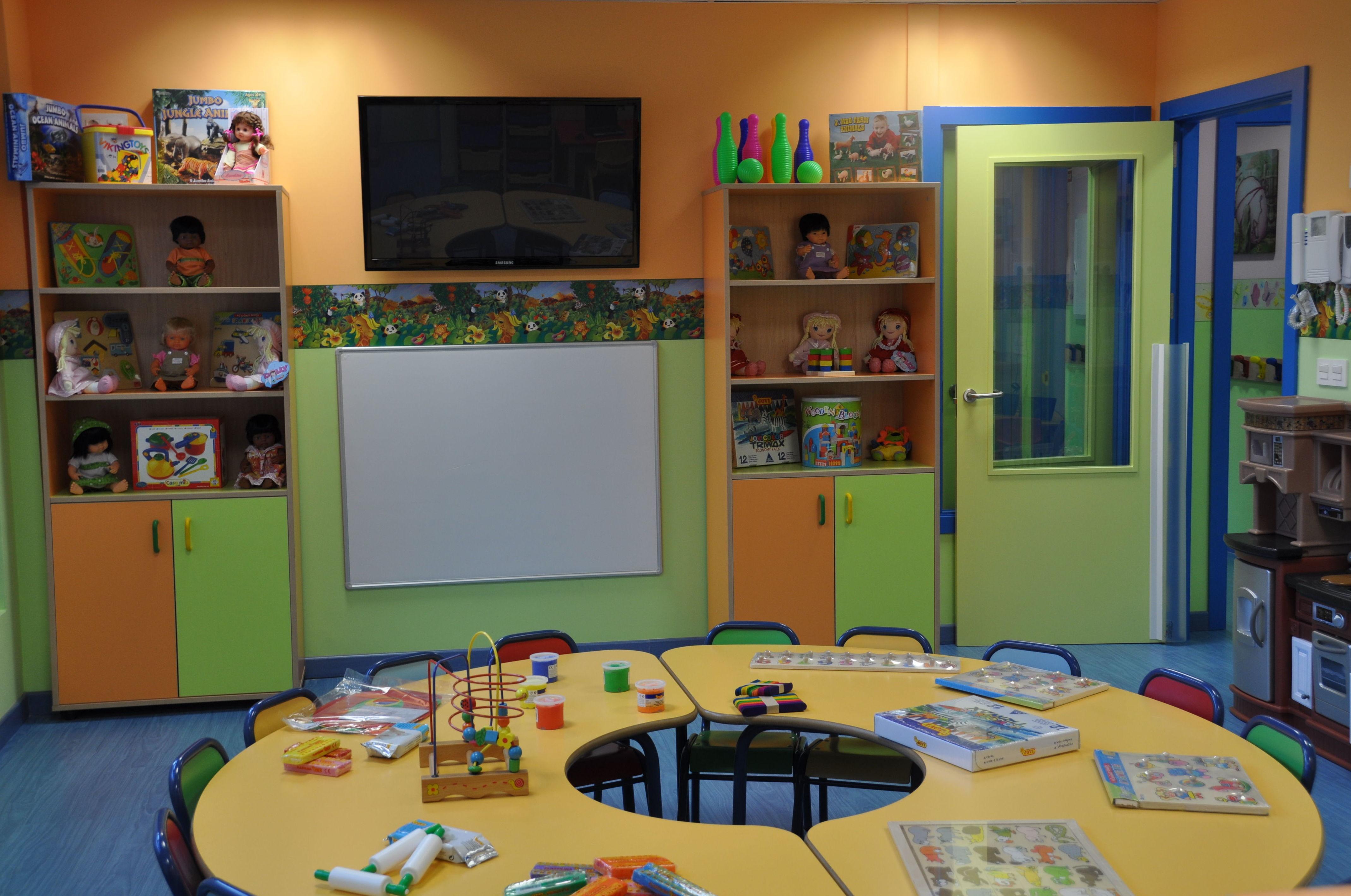 Foto 3 de Guarderías y Escuelas infantiles en Madrid | Peques School
