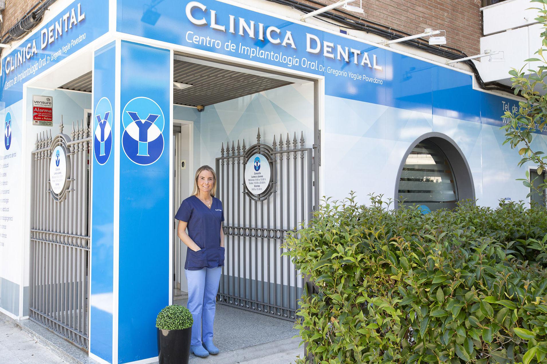 Clinica Dental Dr. Yagüe
