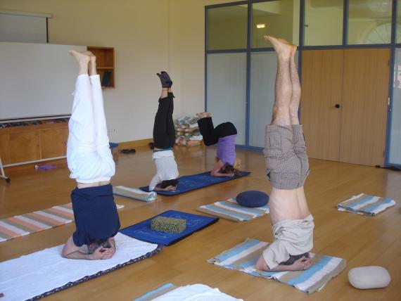 Foto 1 de Yoga en  | SAMATHA