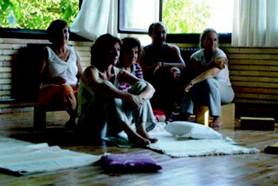 Foto 10 de Yoga en  | SAMATHA