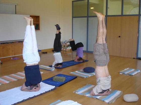 Clases de Yoga: Disciplinas de SAMATHA