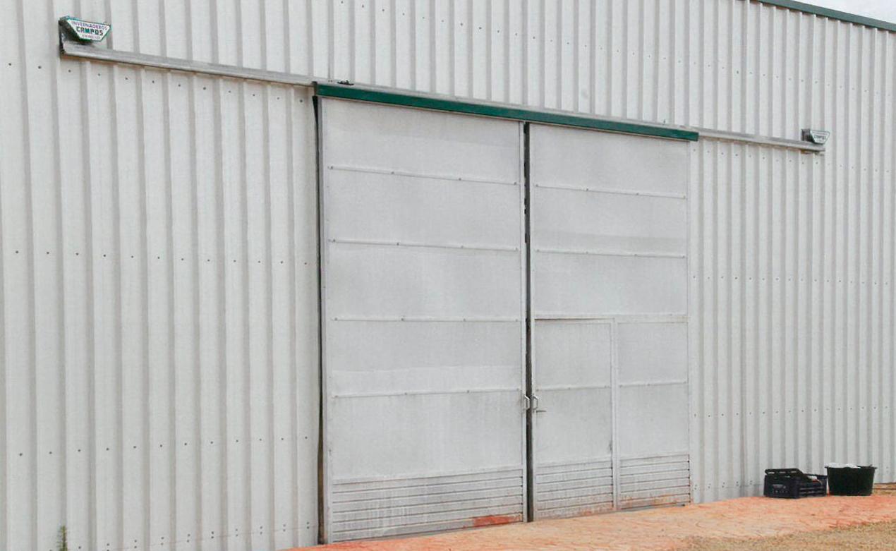 Posibilidad de insertar puertas adaptables