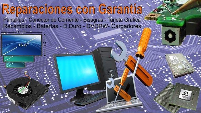 REPARACION DE ORDENADORES: Ventas-Reparaciones-Alquiler de 123 - INFORMÁTICA