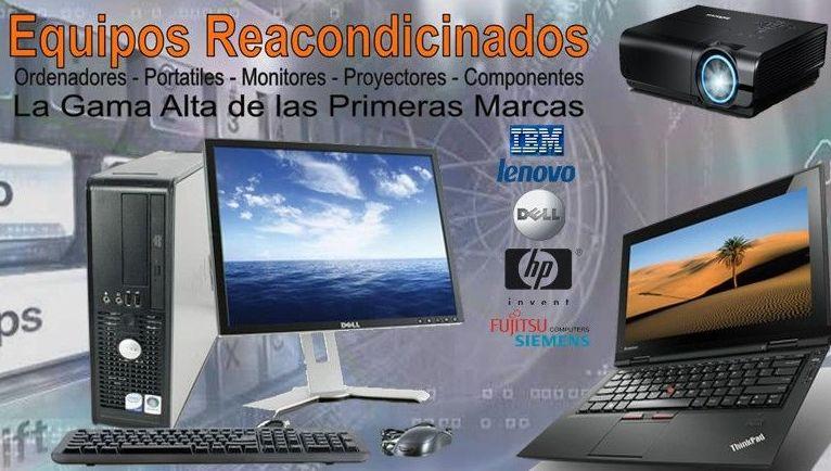 VENTA DE EQUIPOS INFORMATICOS: Ventas-Reparaciones-Alquiler de 123 - INFORMÁTICA