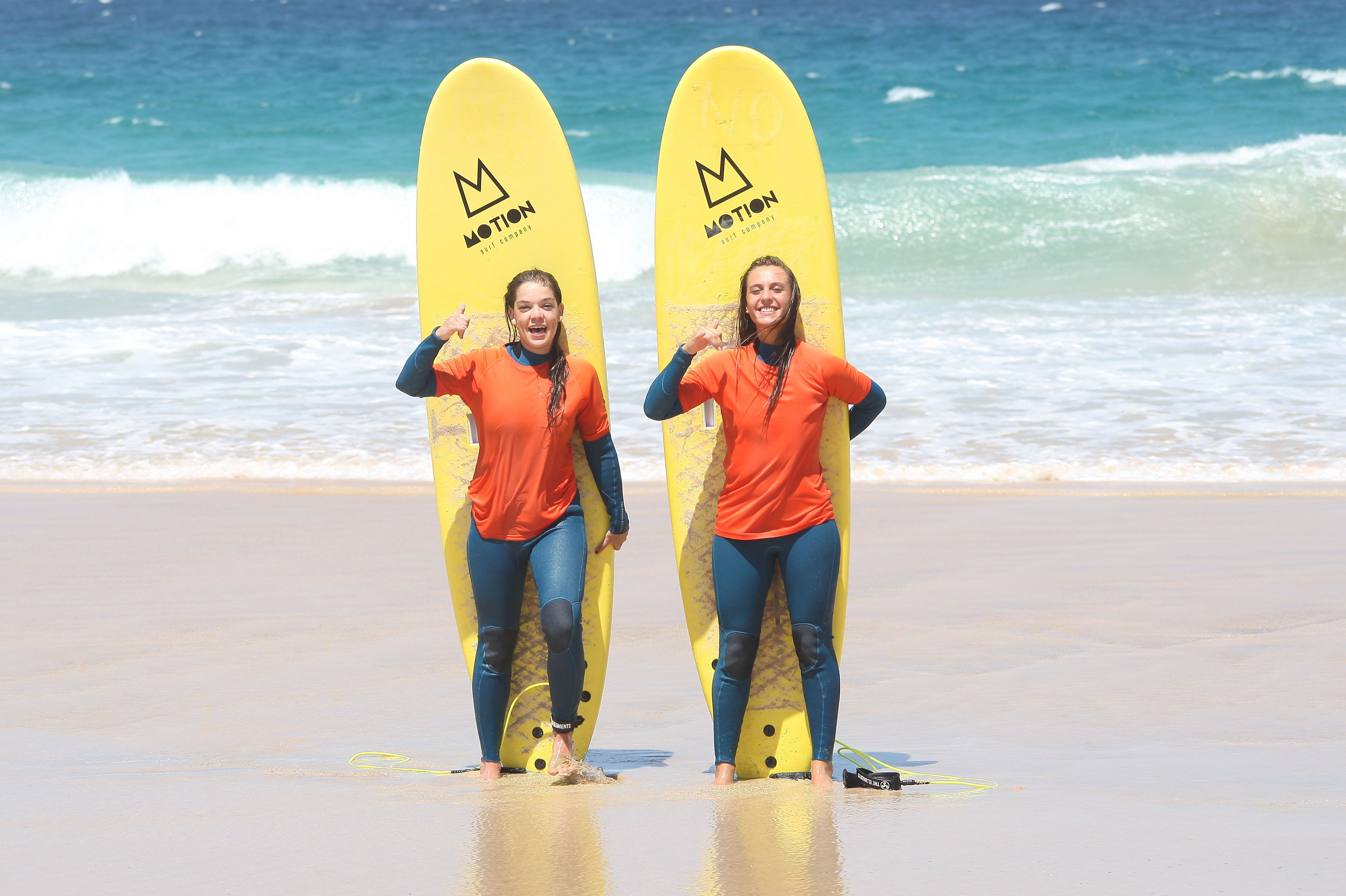 Foto 2 de Surf school en    Shock Wave Surf School