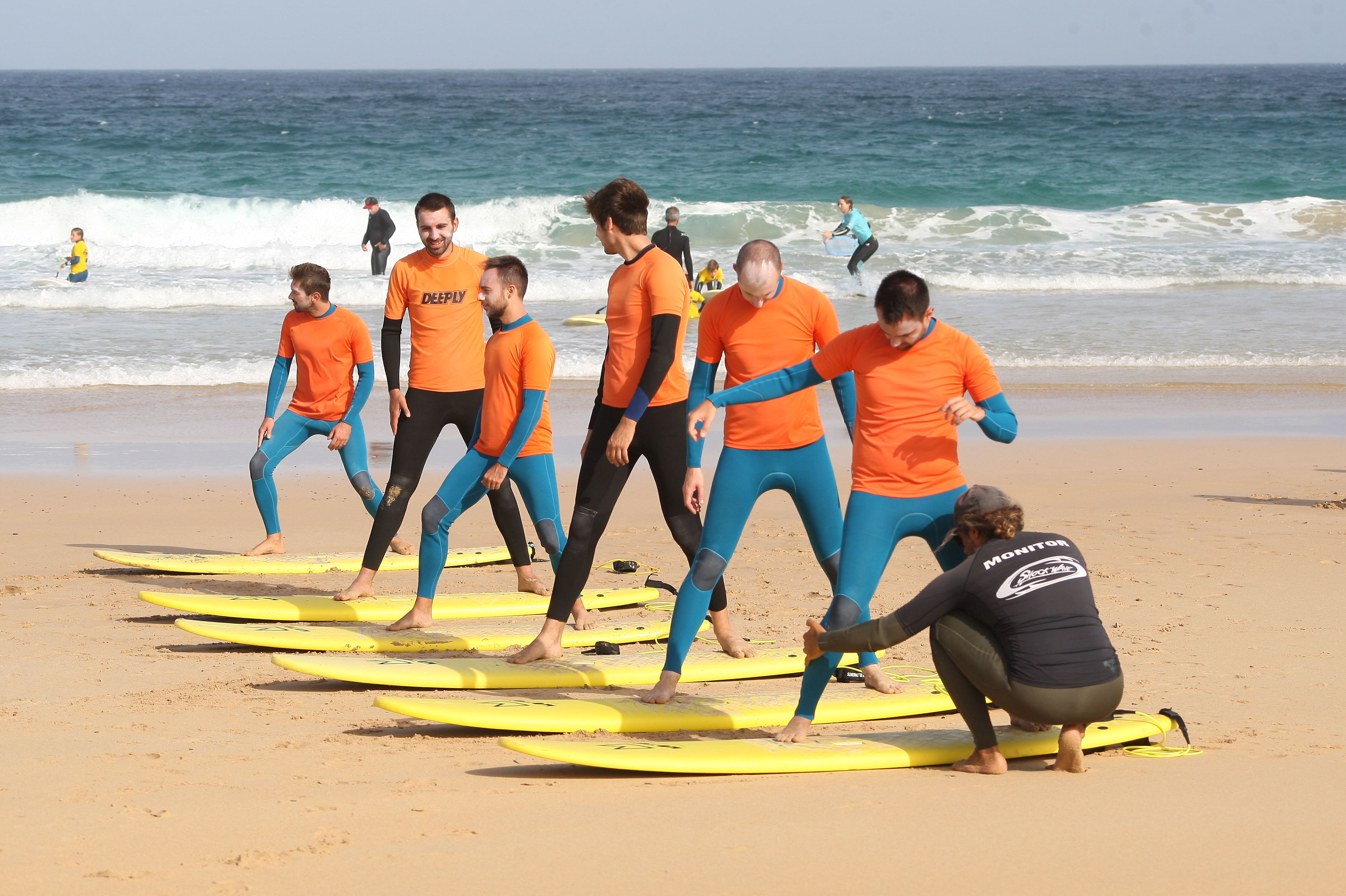 Foto 1 de Surf school en  | Shock Wave Surf School