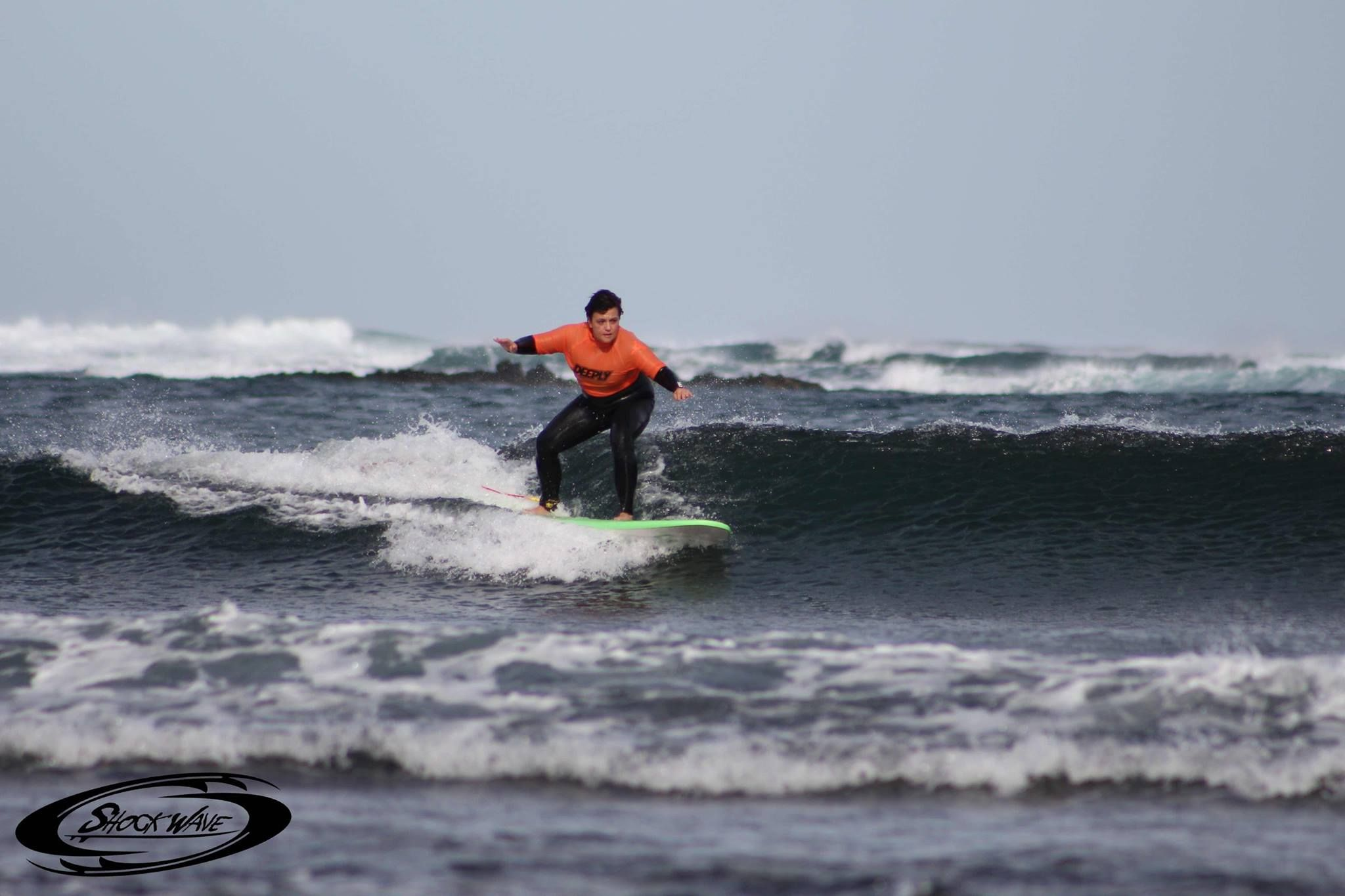 School of surf and windsurf courses in El Cotillo
