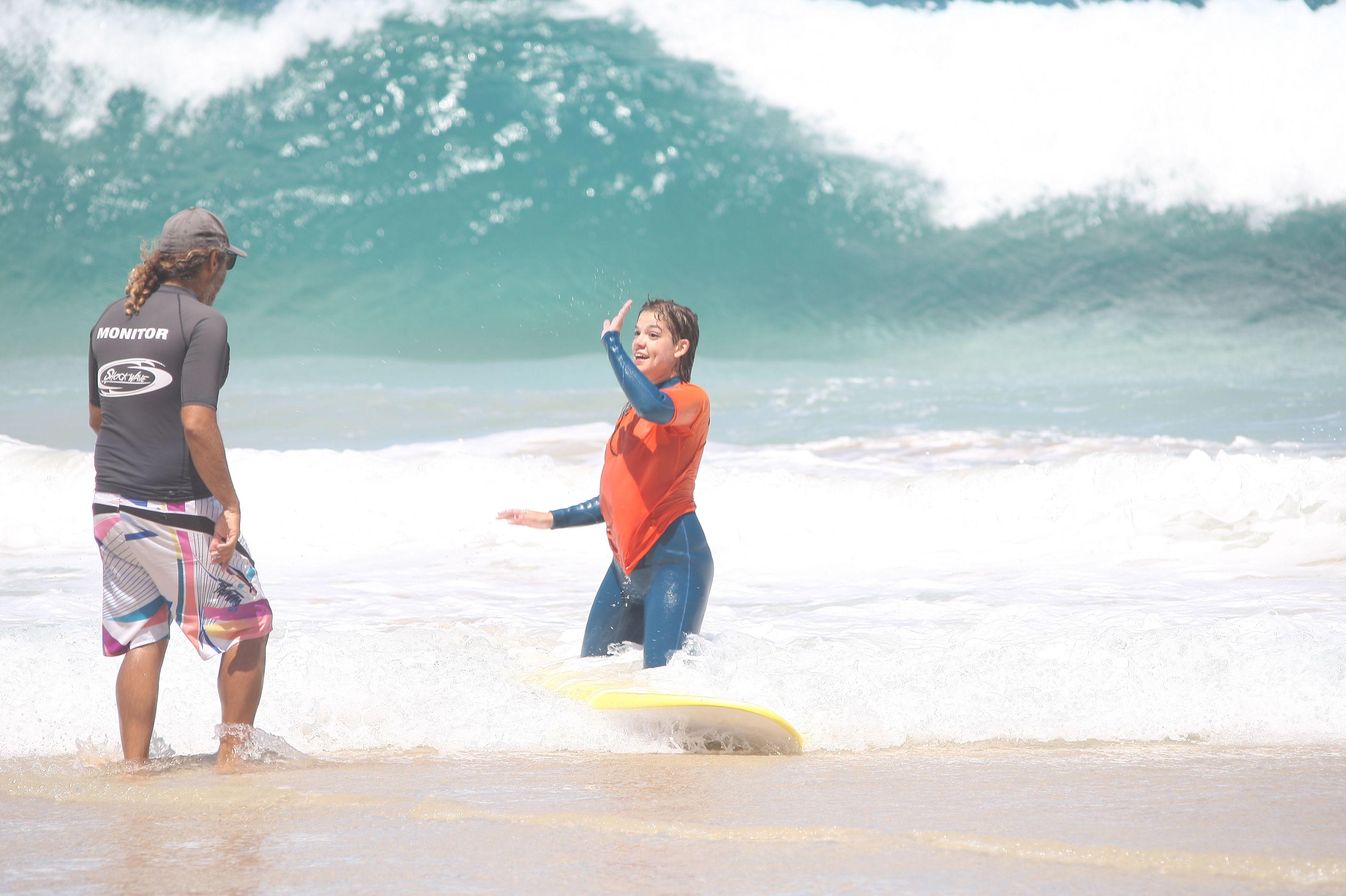 Foto 3 de Surf school en  | Shock Wave Surf School