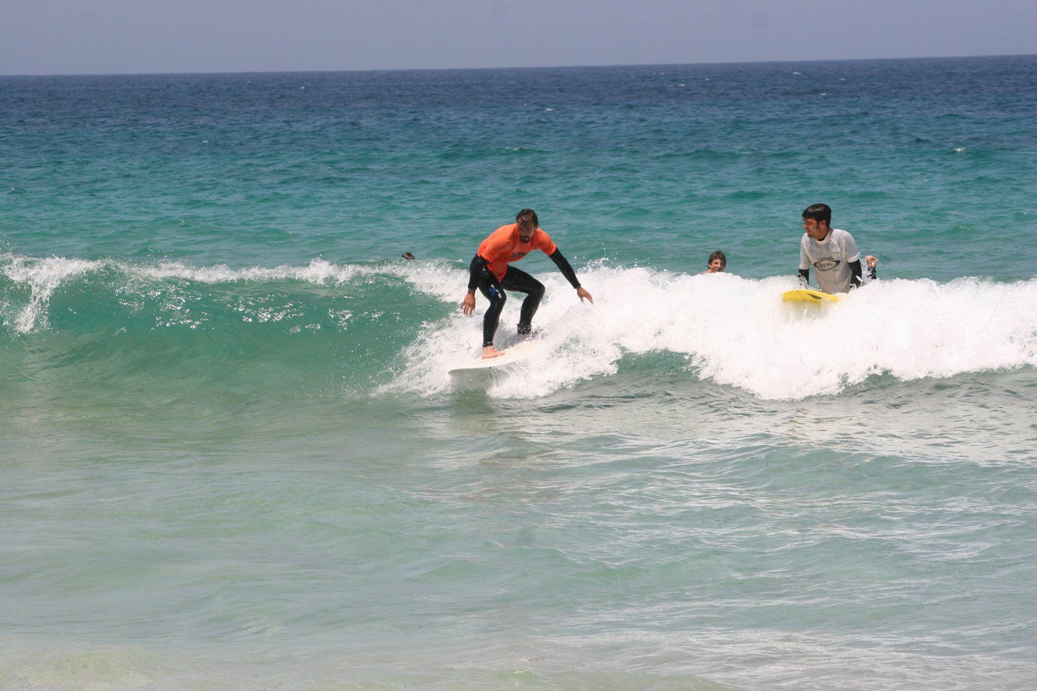 Surf equipment rental in Fuerteventura