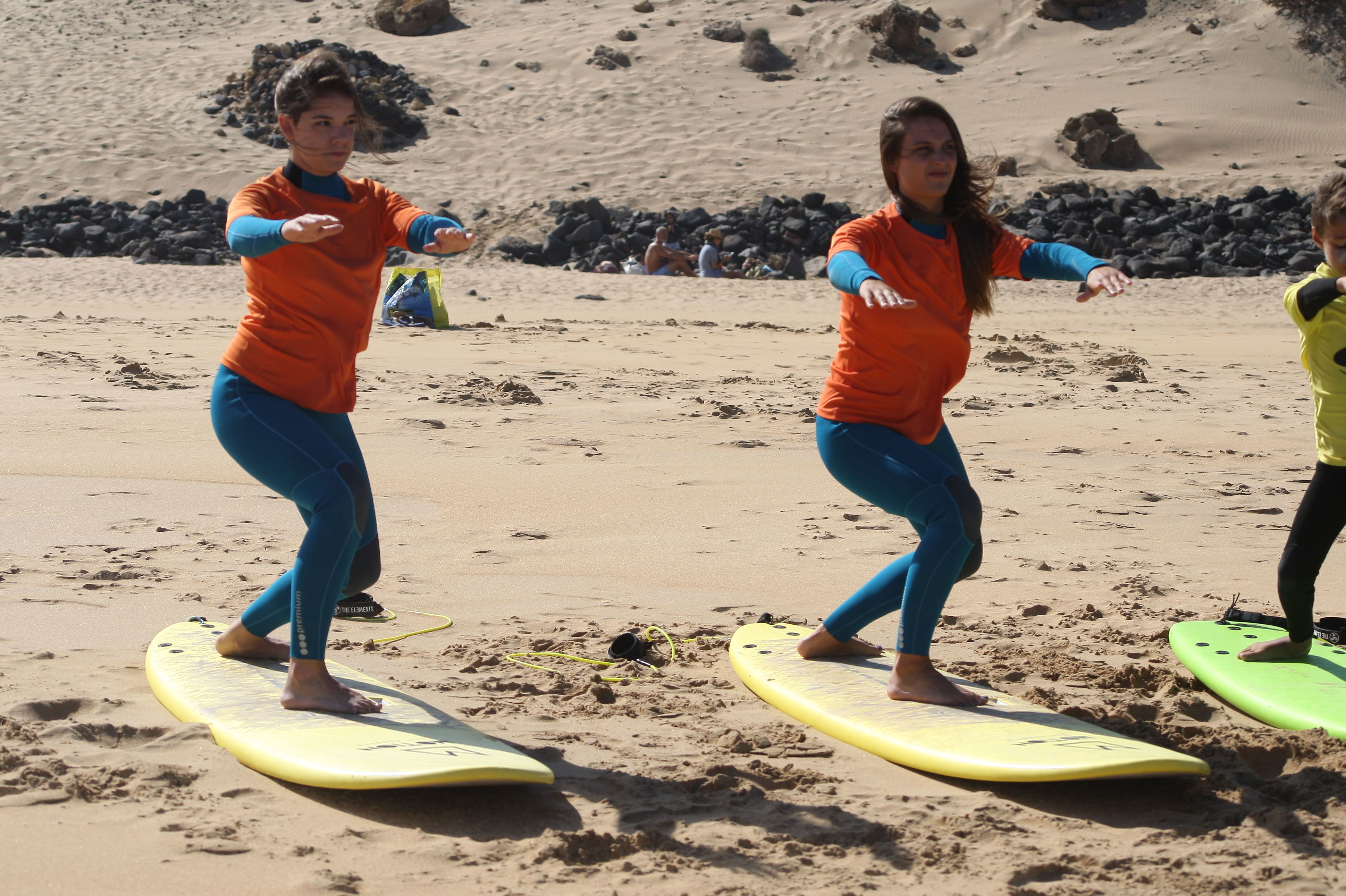 Foto 4 de Surf school en  | Shock Wave Surf School