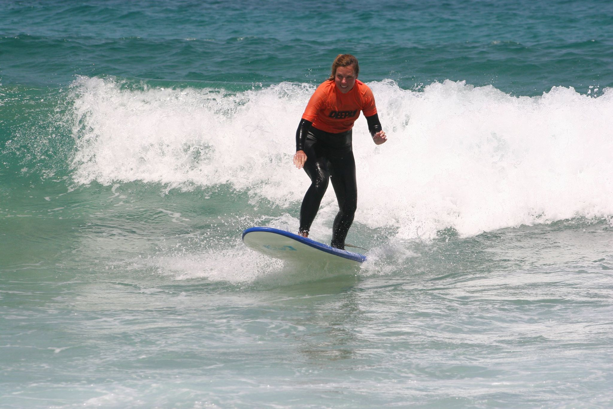 Surf lessons for all ages in Fuerteventura