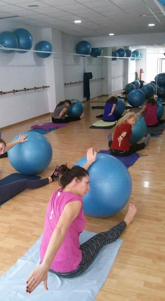 Clases de pilates: Servicios de B-Art Pilates