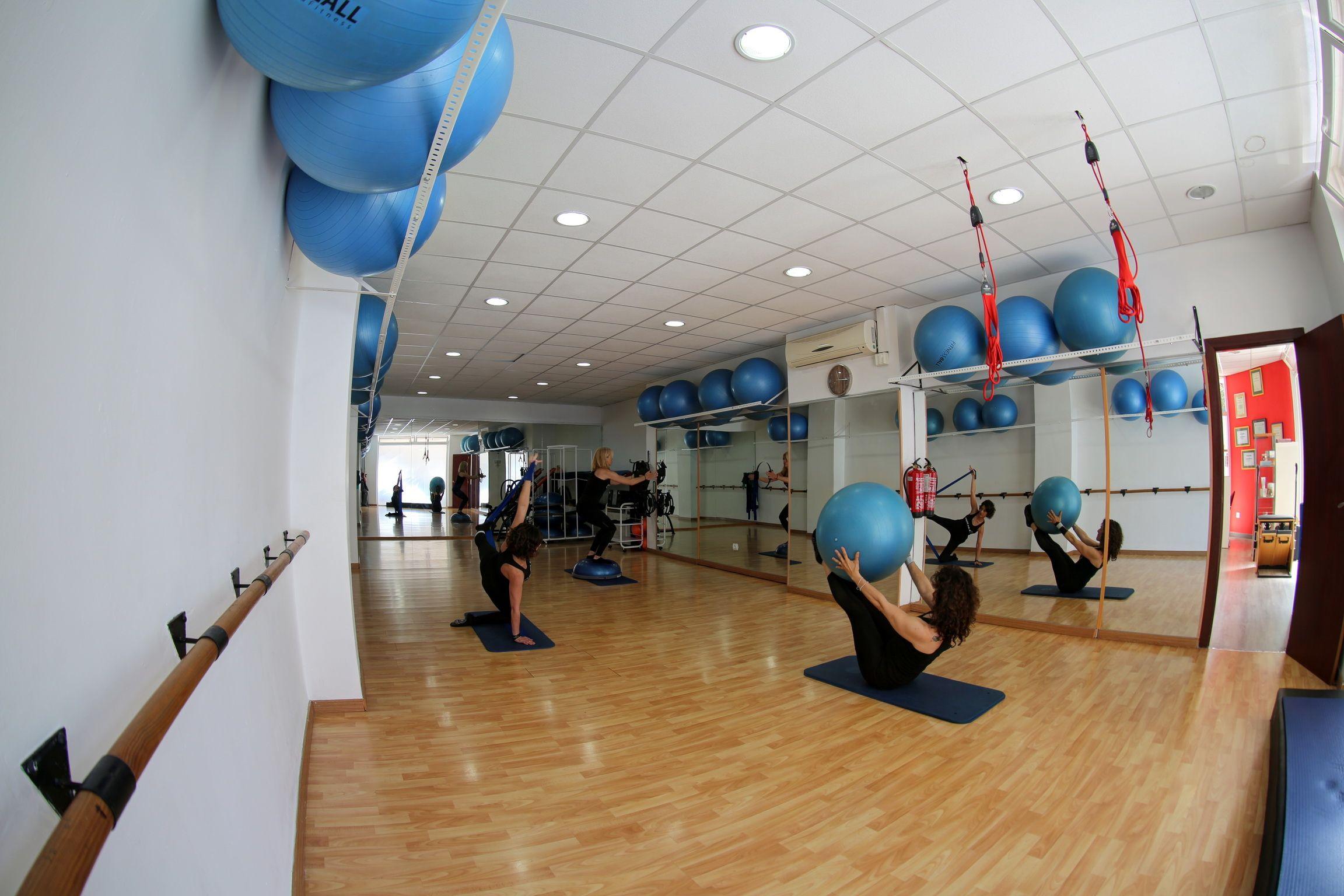 Entrenador personal  de pilates en Vila-Seca