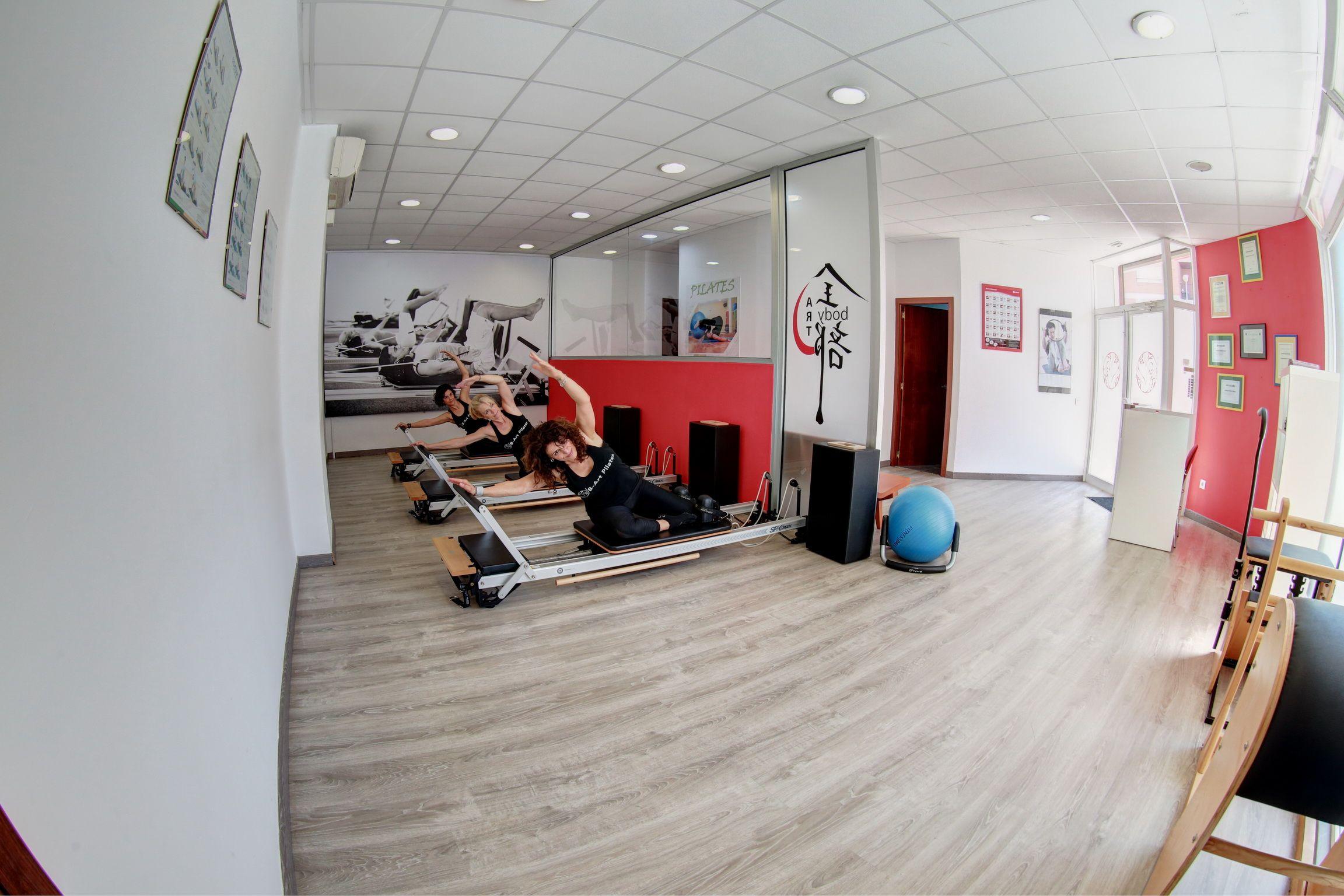 Fisioterapia y pilates en Salou