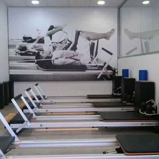 Máquinas y accesorios: Servicios de B-Art Pilates