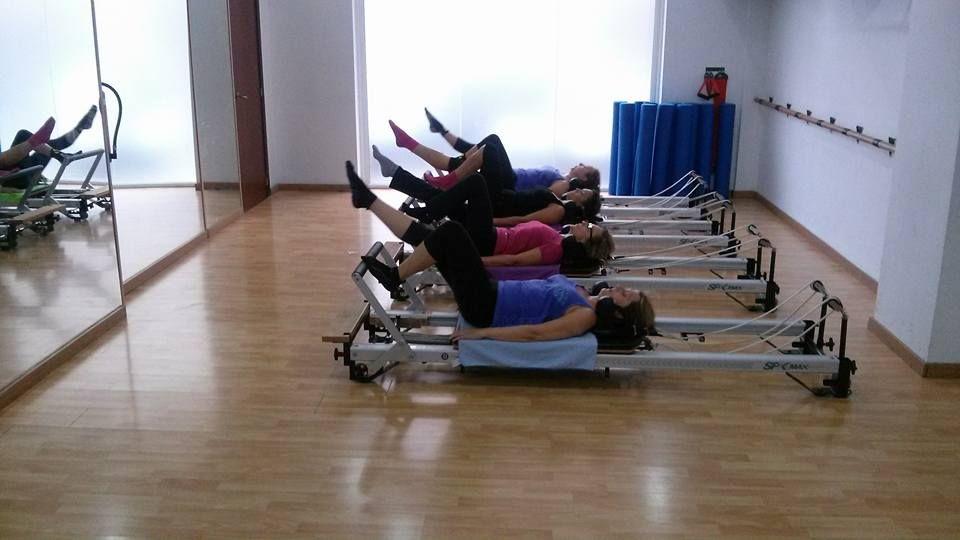 Método pilates en Tarragona