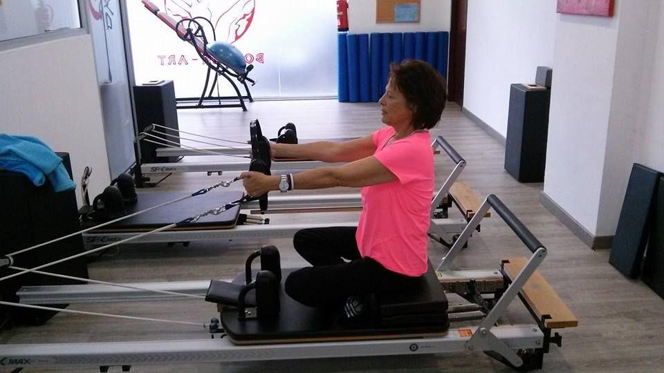 Clases específicas para lesiones: Servicios de B-Art Pilates