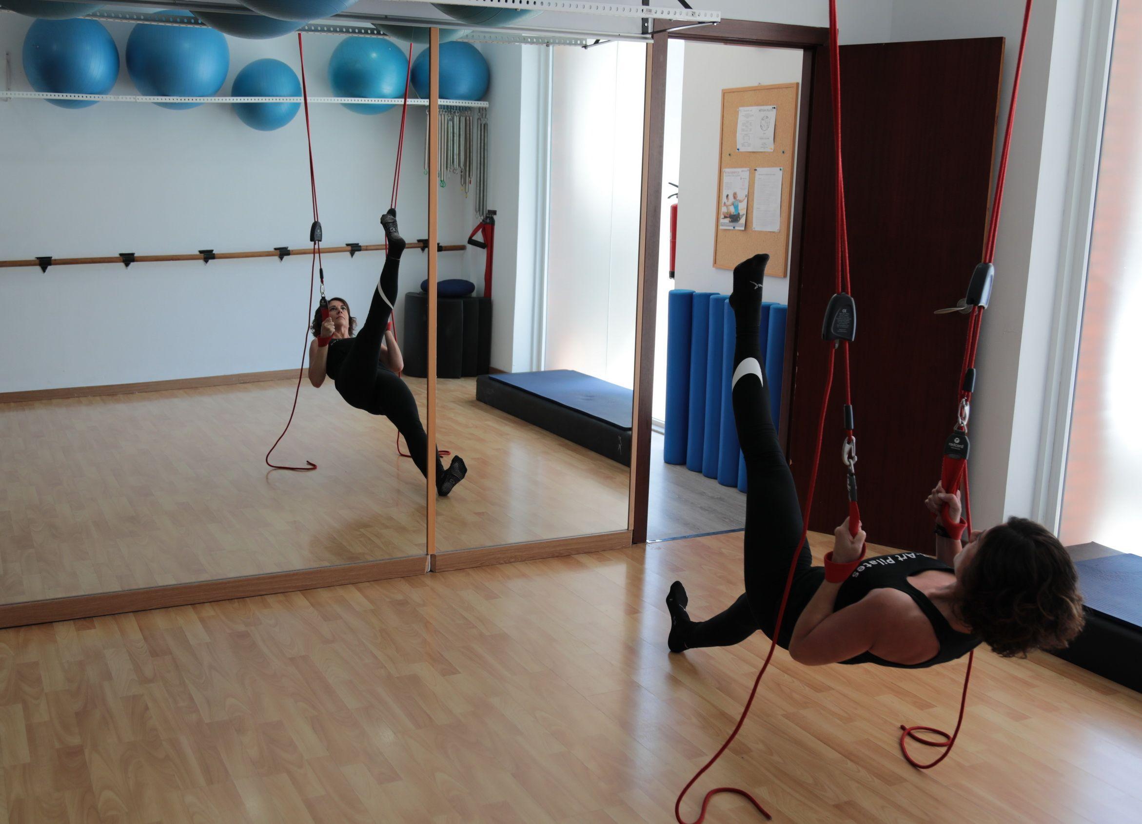 Estudio de pilates en Reus