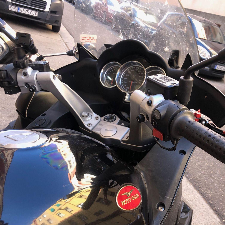 Moto Guzzi Norge 1200 GT 4V
