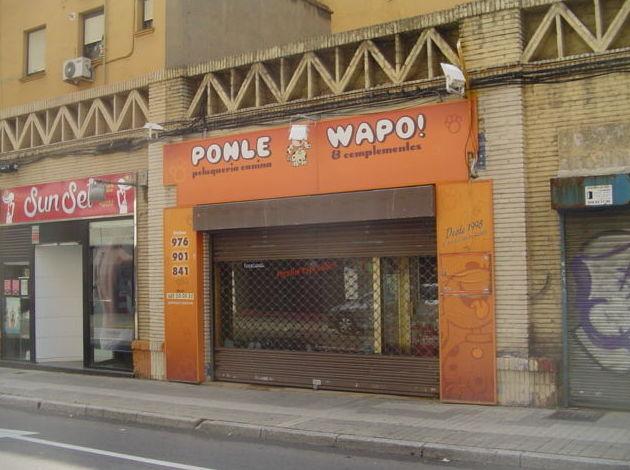 Local venta centro Zaragoza