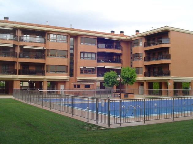 Piso alquiler Via Hispanidad Zaragoza