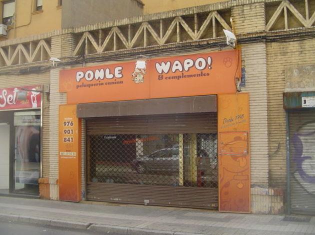 Cortes de Aragón nº 51, local en venta, 20 mts + 20 mts sotano almacen: Inmuebles de Fincas Goya