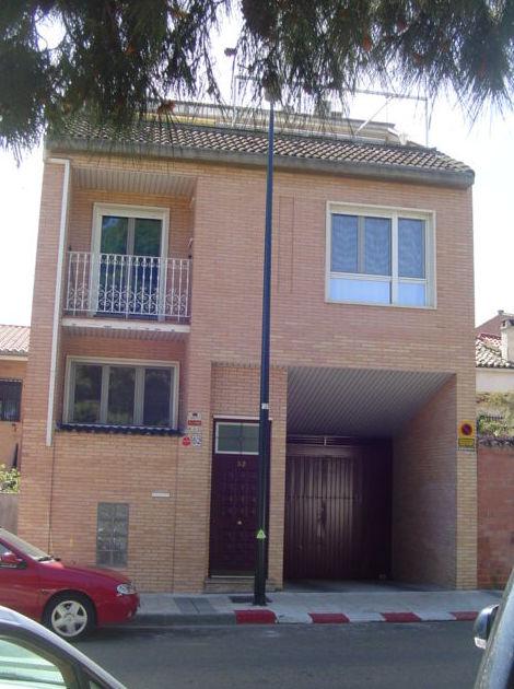Casa individual sector Camino de las Torres, 5 dormitorios: Inmuebles de Fincas Goya