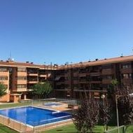 Piso alquiler con piscina Zaragoza