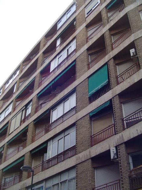 Italia nº 53, 3 dormitorios, septima planta, ascensor, garaje incluido: Inmuebles de Fincas Goya
