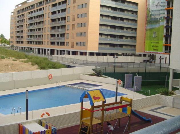 Miralbueno, Edificio Dedalo,  2 dormitorios + 2 baños, garaje y trastero, piscina