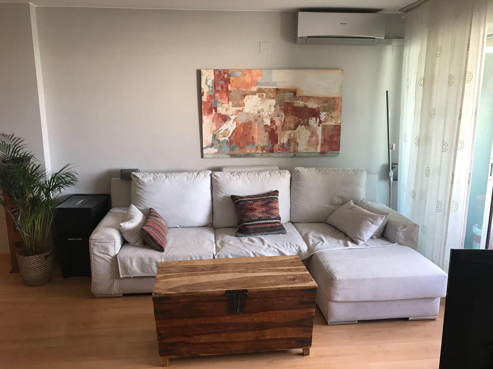 Urbanizacion Parque Roma, 2 dormitorios, con garaje y trastero. 7ª planta