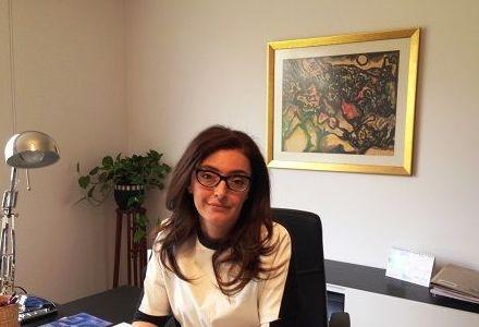 Celia Domínguez Mondragón, psicóloga con amplia experiencia en Ourense
