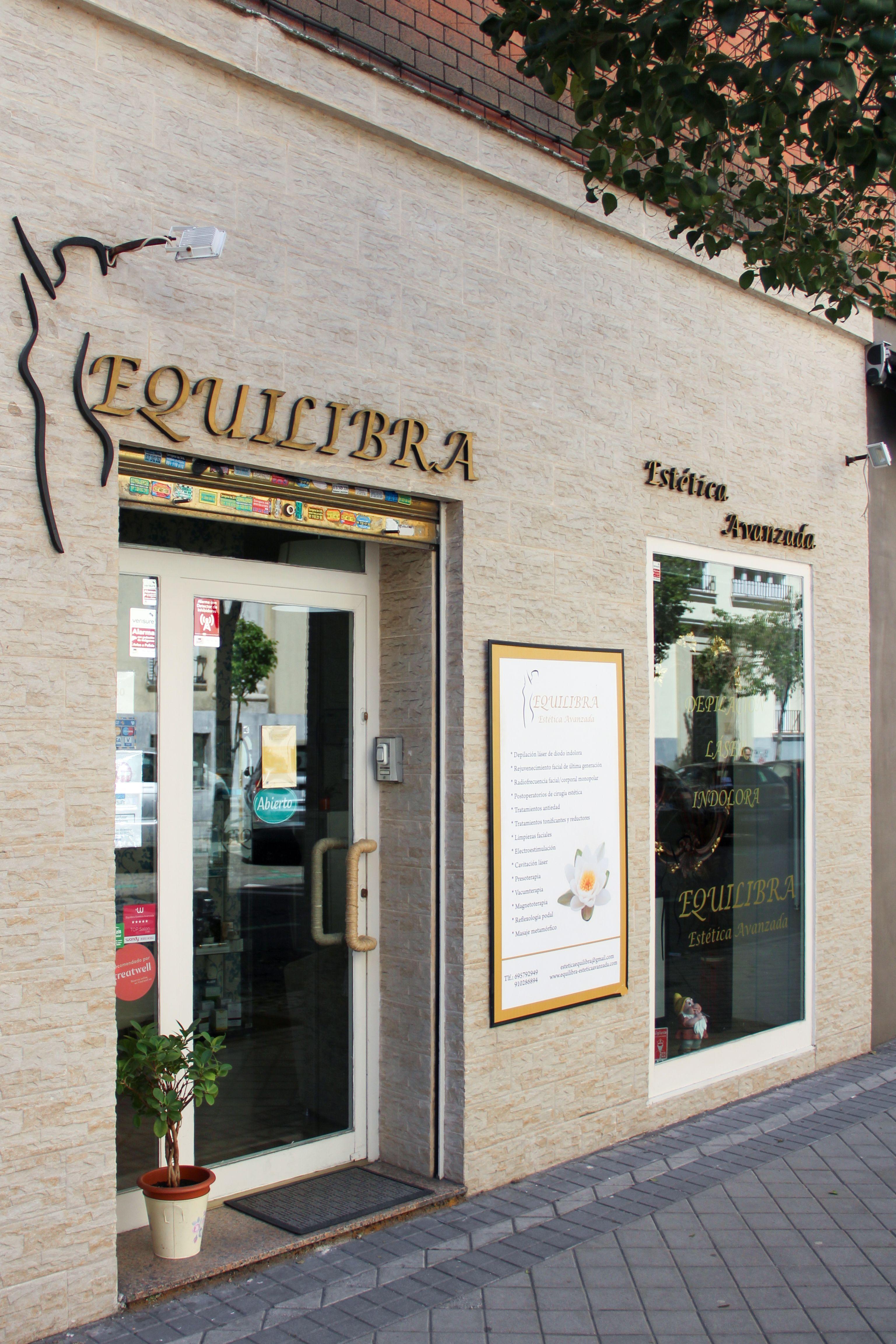 Foto 1 de Centro de estética en Madrid | Equilibra Estética Avanzada