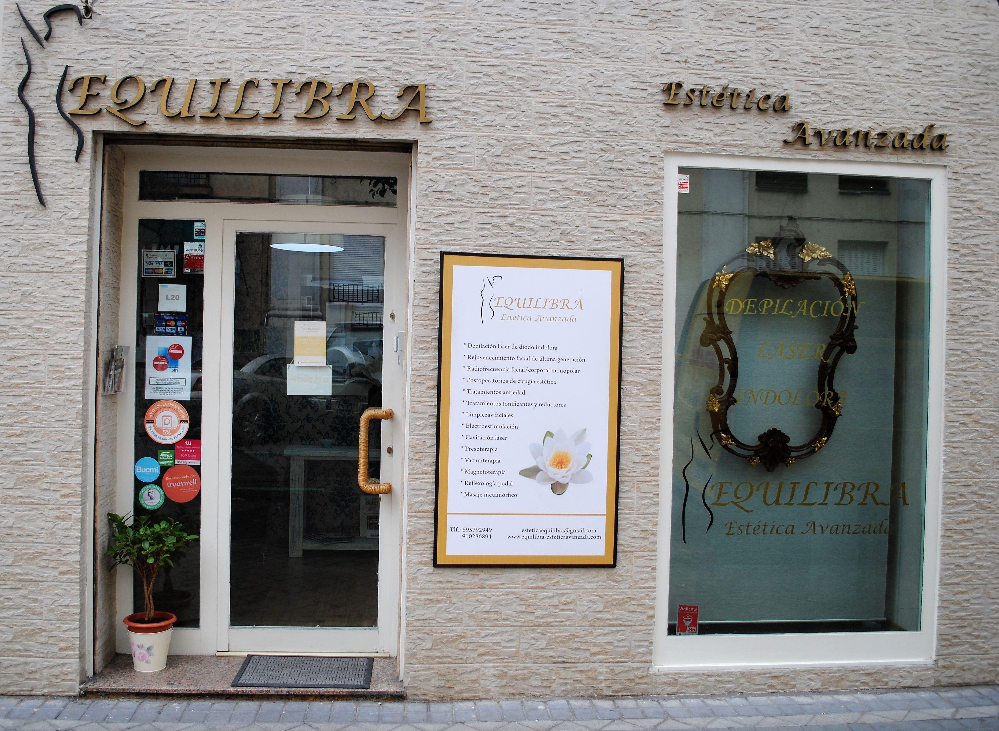 Centro médico estético en Madrid
