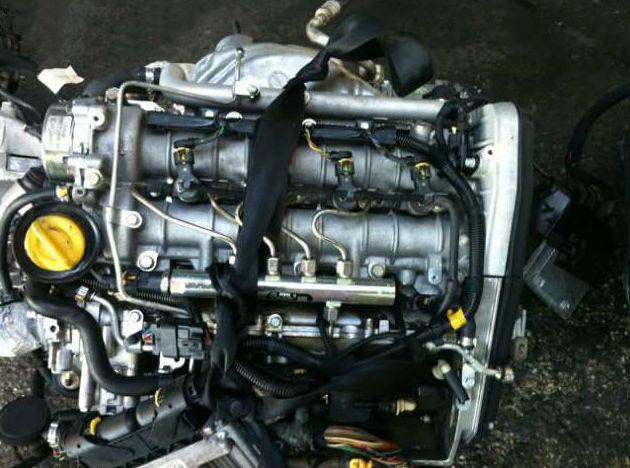 Motor completo de Opel Zafira